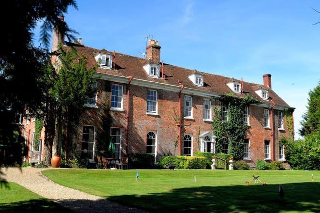 New Park Manor, the New Forest