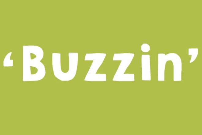 23. Buzzin