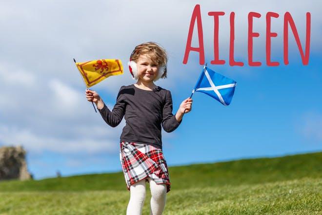 Aileen Scottish name