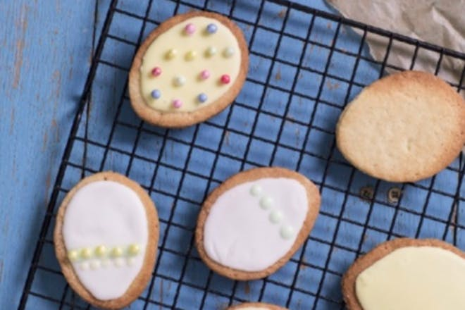 11. Cream cheese Easter biscuits
