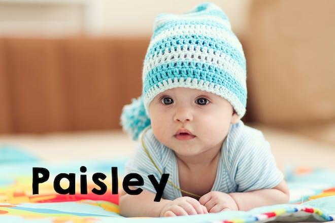 Paisley baby name