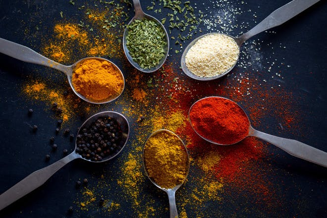 5. Spices – replace every one to four years