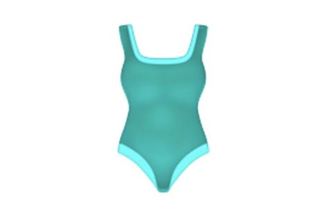 9. The swimming costume