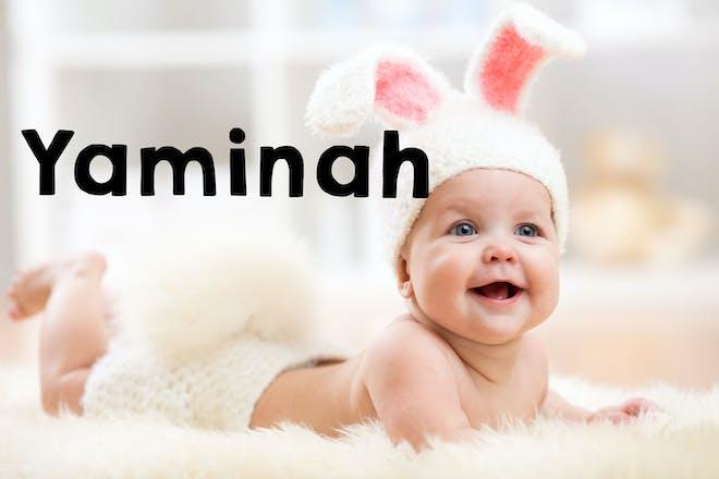 Yaminah baby name