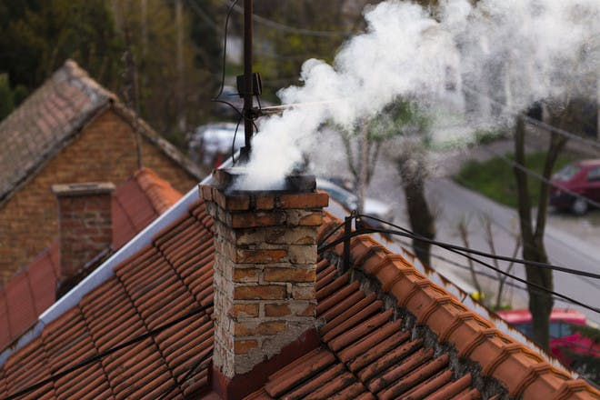 7. Not getting your chimney swept