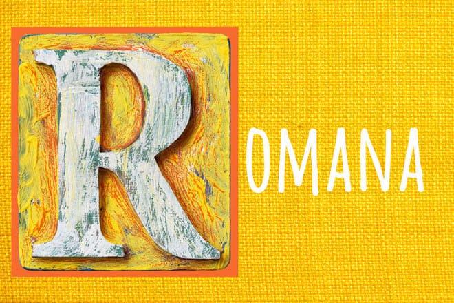 8. Romana