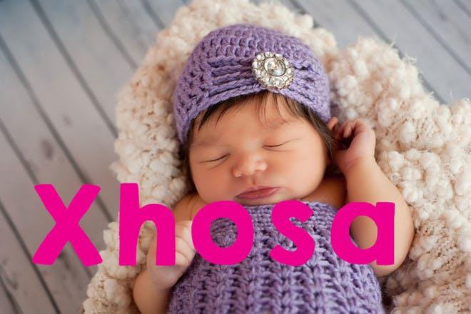 Baby name Xhosa