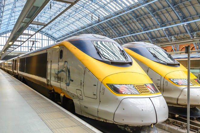 9. Getting to Disneyland Paris by train