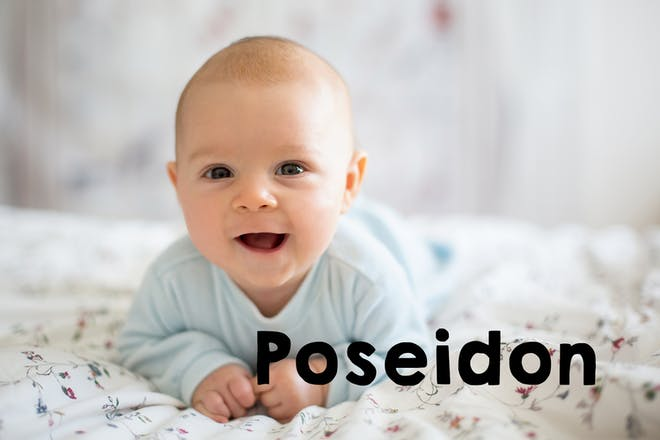 Poseidon baby name