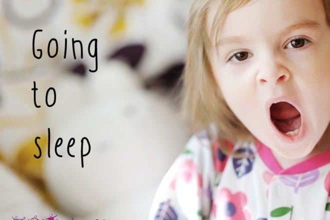 girl yawning