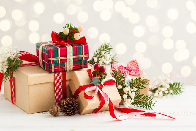 11 gift-wrapping ideas for Christmas