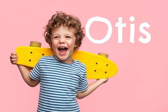 Baby name Otis