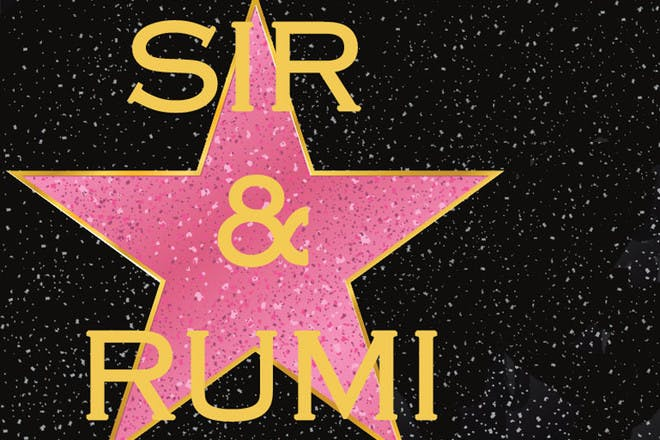 Sir and Rumi
