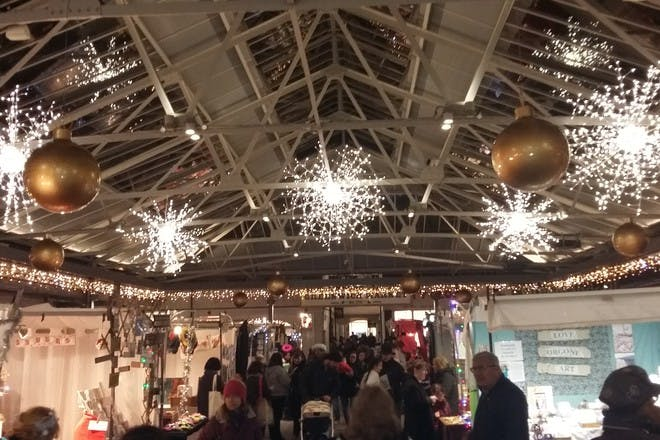 Greenwich Christmas Gift Market