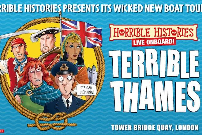 Horrible Histories - Terrible Thames