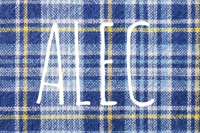 18. Alec