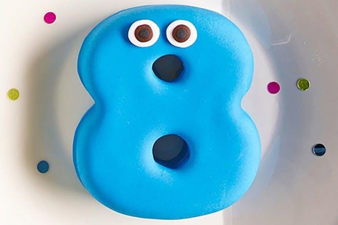 20. Number cake