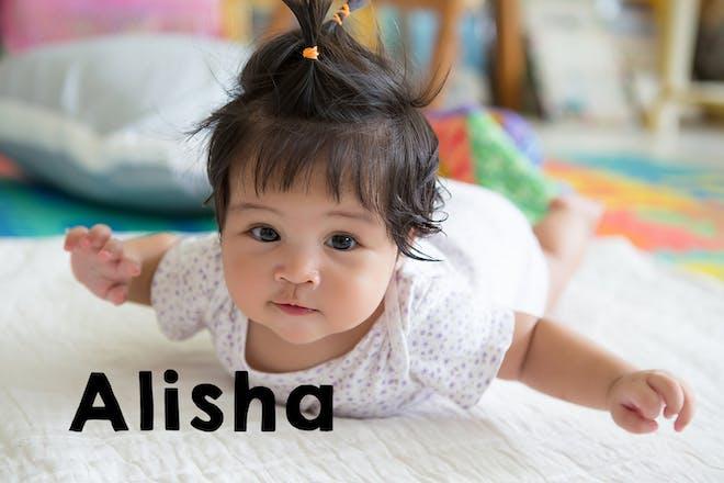 Alisha baby name