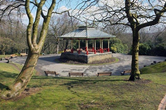Beaumont Park, Huddersfield