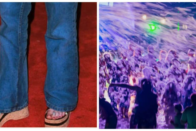 49 cringe things we ALL remember doing on a night out in the 2000s