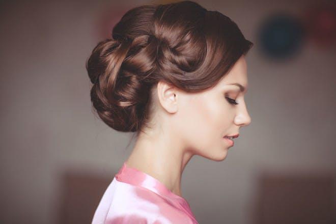 30. Glossy curls