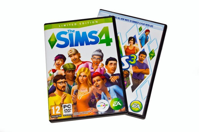 15. The Sims