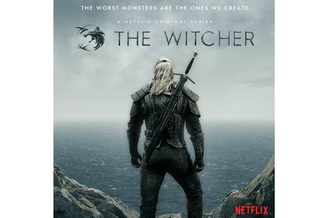 4. The Witcher