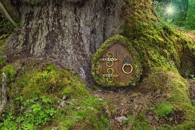 Follow the fairy trail at Arley Arboretum in Worcestershire