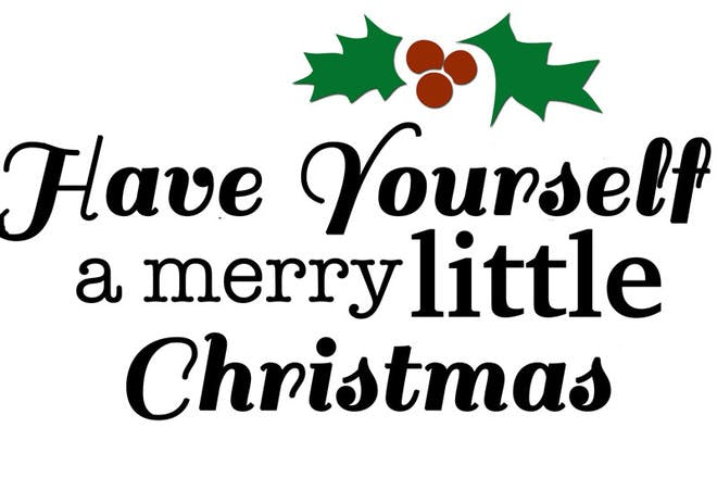 Have Yourself a Merry Little Christmas - Christmas songs for kids