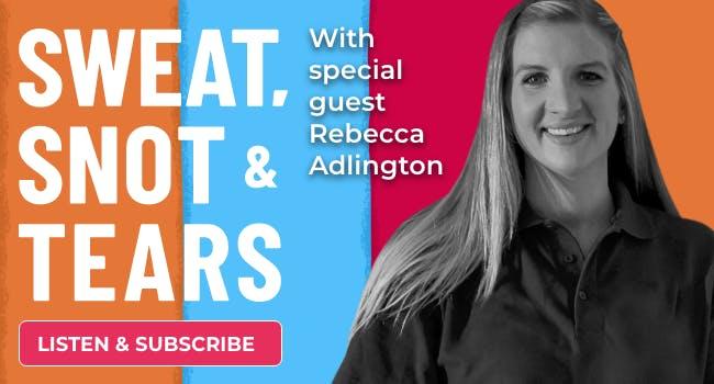 Becky Adlington Netmums podcast