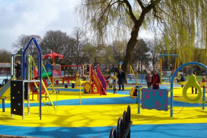 Victoria Park Adventure Playground