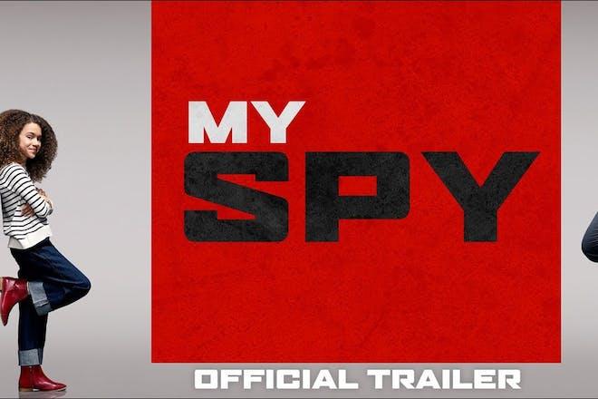 4. My Spy