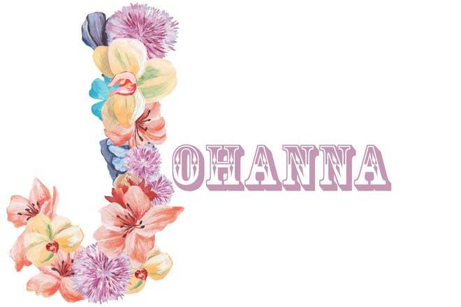 Baby name Johanna