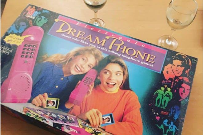 25. Dream Phone