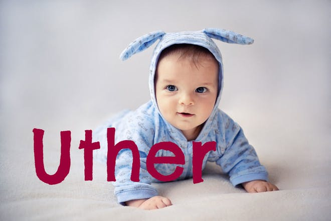 Baby  name Uther