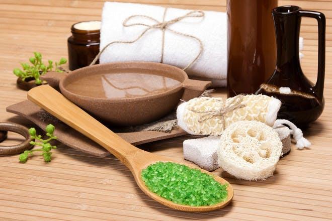 spa in a jar ingredients