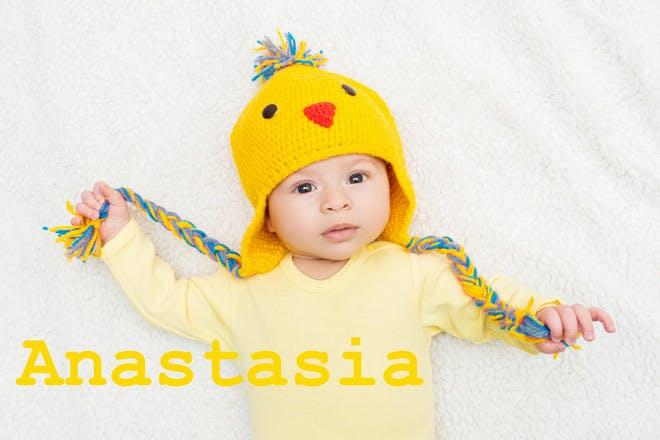 Anastasia - Easter baby names
