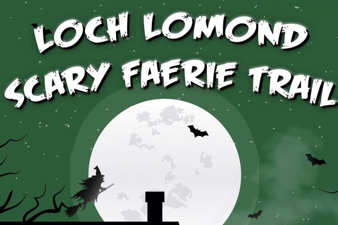 Loch Lomond's Scary Faerie Trail