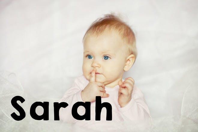 24. Sarah