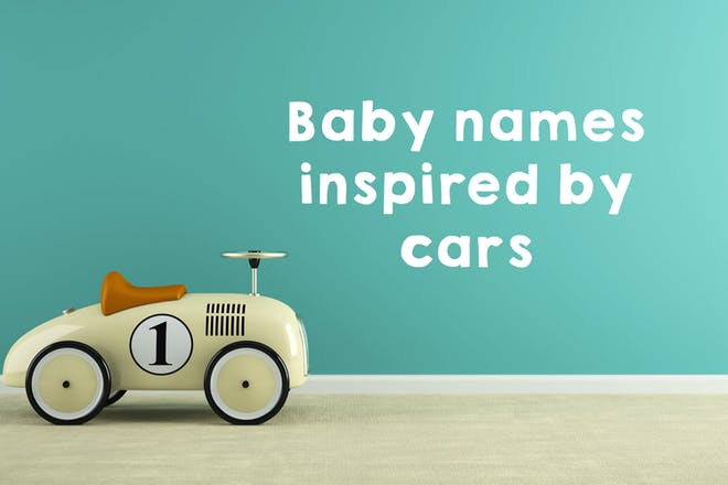 26 car-inspired baby names