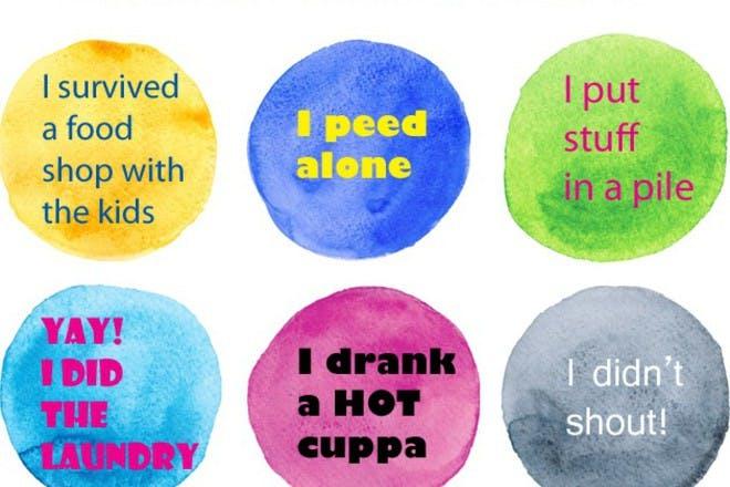 mum reward stickers