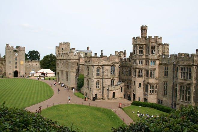 12. Warwick Castle, Warwick