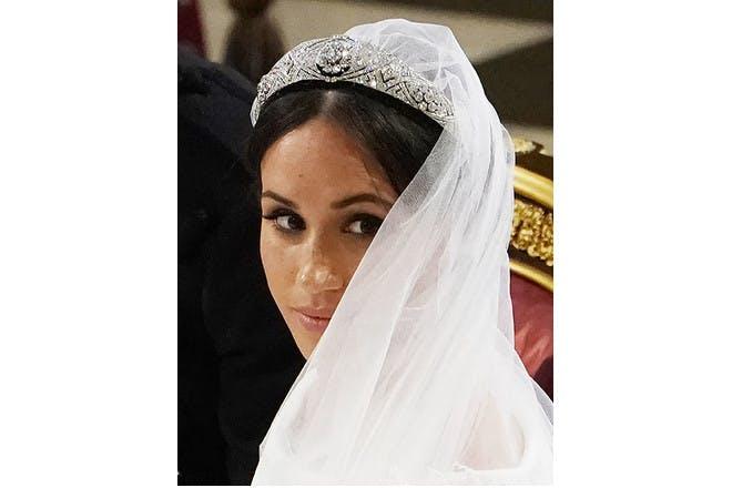 Meghan Markle – the tiara