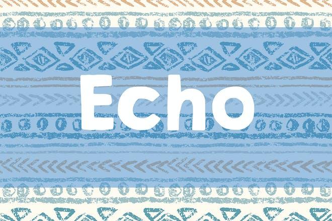 Echo name