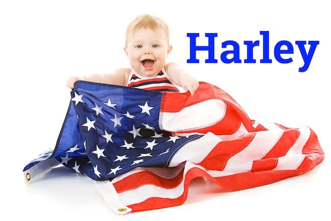 Harley baby name