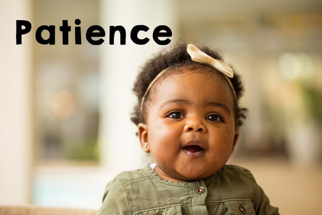 Patience baby name