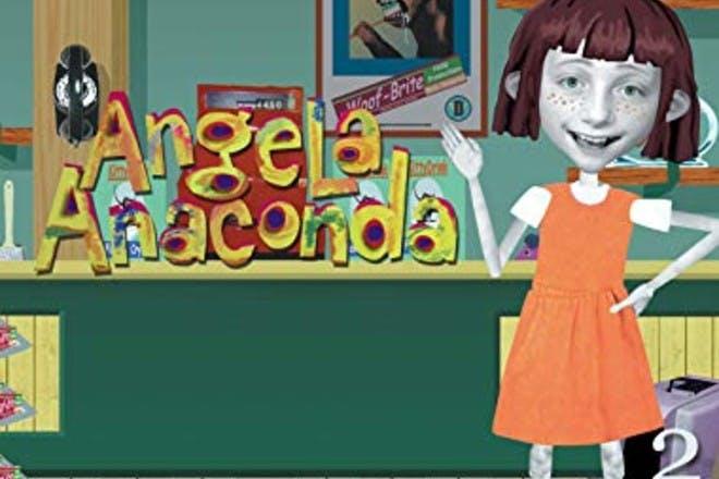 24. Angela Anaconda