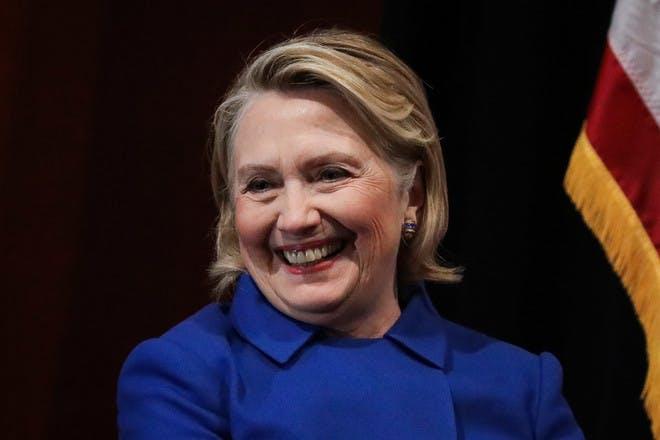 22. Hilary Clinton