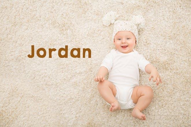 Jordan baby name