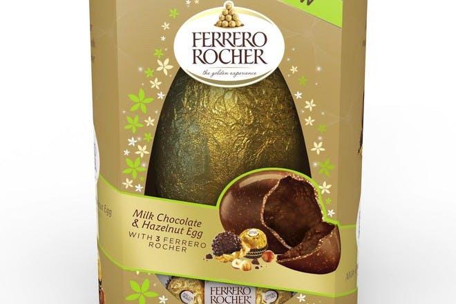 28. Ferrero Rocher Easter Egg